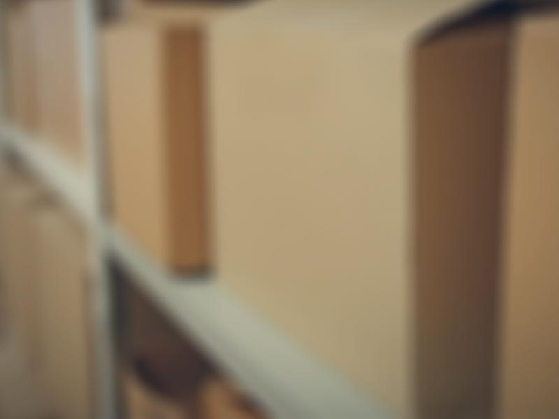 opbevaring og logistik